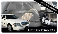 Lincoln Town Car Hire In Weston-super-Mare, Bridgwater, Glastonbury And Somerset